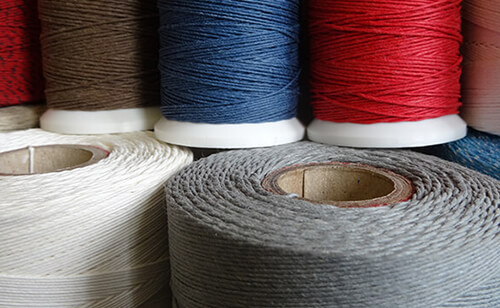 Britain's leading independent supplier of industrial sewing thread